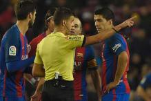 Luis Suarez Handed Two-Match Ban, will Miss Copa Del Rey Final