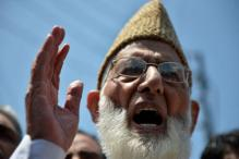 Hurriyat Leader Syed Ali Geelani Admitted to ICU Under Police Watch