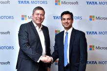Tata Motors and Microsoft Partner to Build Connected Cars for India
