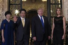 Golf Course Diplomacy: Donald Trump, Shinzo Abe Discuss US-Japan Relations