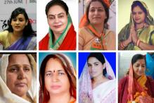 UP Elections 2017: Wives of UP Politicians and Criminals in Poll Fray