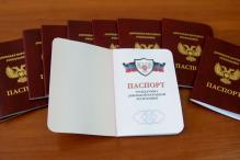 Ukraine Backs More Sanctions Against Russia in Passport pat