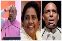 UP Polls: Mayawati, Amit Shah, Rajnath to Address Rallies