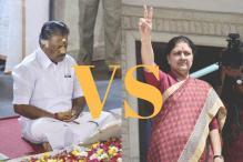 Sasikala vs Panneerselvam: Highlights of Tamil Nadu's Political Thriller
