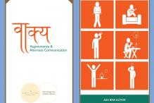 Now a Mobile App For The Specially Abled