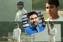 Bhopal's Very Own Yuvraj: Cricketer Trumps Cancer to Return to the Pitch