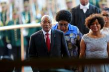 Zuma Says S Africa Will Allow Expropriation of Land Without Compensation