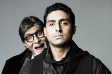 Amitabh Bachchan Shares Throwback Photos on Son Abhishek's Birthday