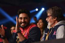 Abhishek Still Bears Burden of Being a 'Bachchan', Says Big B