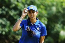 Late Eagle Ensures Plucky Aditi Ashok Make Cut at Australian Open