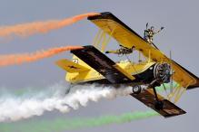Aero India 2017: HAL's Helicopter, Rafael Bedazzle Bengaluru Skies