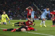EPL: Sergio Aguero Makes Strong Return as Manchester City Go Second