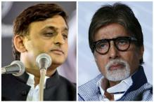 Don't Campaign for 'Donkeys' of Gujarat: Akhilesh to Big B