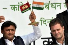 In Pockets of Amethi, Raibareli, SP's 'Congress Harao' Vs Congress's 'Fight to the Finish'