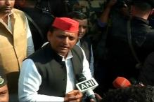 Akhilesh Yadav Casts Vote, Ducks Questions on Mulayam-Shivpal
