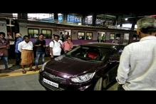 U-19 Cricketer Drives Car into Mumbai's Andheri rail Station, Detained