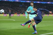 Champions League: Di Maria Stars as PSG Stun Barcelona 4-0