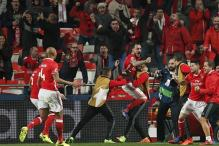Champions League: Benfica Sneak Win Against Dortmund