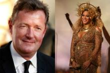 Piers Morgan Slammed For Calling Beyonce's Grammy Performance 'Narcissistic'