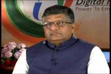 Union Minister Ravi Shankar Prasad Speaks on Nationalism Debate