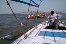 Mallahs of Triveni Sangam Hope to Ride Modi Wave to Greener Shores