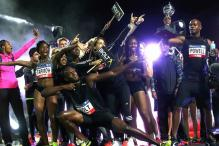 Usain Bolt Powers 'All Stars' to Victory at Nitro Athletics Series