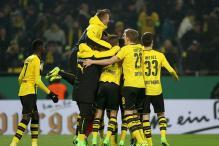 Schalke, Borussia Dortmund Enter German Cup Quarters