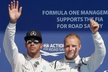 Valtteri Bottas Believes He Can Beat Team-mate Lewis Hamilton
