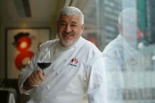 Triple Michelin-starred Italian Chef Receives Lifetime Achievement Award in Asia