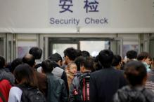 China to Take Fingerprints of Foreign Visitors as Security Step