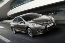 2017 Toyota Corolla Altis to Launch in March