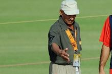 BCCI Curator Daljit Singh Under Scanner After ICC Rates Pune Pitch 'Poor'