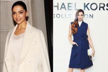 Deepika Padukone Nails Two Disparate Looks at New York Fashion Week