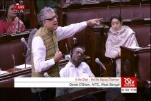 TMC MPs Walk Out of Rajya Sabha to Protest 'Iillegal' Arrest of MPs