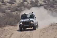 Maruti Suzuki Desert Storm Rally: Suresh Rana, Ashwin Naik Maintain Lead on Day 4