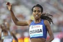 Genzebe Dibaba Runs Fastest Ever Women's 2,000 Metres