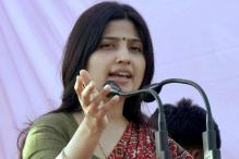 Dimple Yadav returns BJP's 'Kasab' Fire With Computer, Smartphone, Bachche