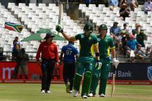 4th ODI: Dazzling Du Plessis Powers South Africa to 40-run Win Over Sri Lanka