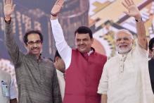 PM Modi Considers Himself as the 'Rashtra Pita', Says Uddhav