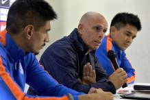 Constantine Says There Will Be No Easy Matches in Asian Cup Qualifiers
