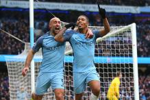 Jesus Saves Manchester City With Last-gasp Winner Against Swansea