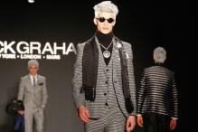At Men's Fashion Week, Designer Nick Graham's Collection Was Out Of This World