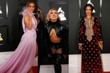 Grammy Awards 2017: Lady Gaga, JLo, Anoushka Look Striking In Their Own Way