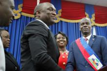 Jovenel Moise Sworn in as Haiti's New President Ending Electoral Crisis