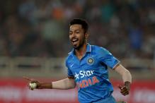 Hardik Pandya, Jayant Yadav All Set to Put Best Foot Forward in Warm-Up Tie