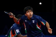 India Open Table Tennis: Harmeet Desai Advances, Manika Batra Bows Out