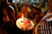 Thousands Celebrate Hindu Thaipusam Festival In Malaysia