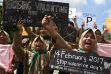 Valentine's Day Ban for Some in Muslim-majority Indonesia