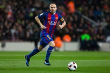 Copa del Rey: Sergio Busquets, Andres Iniesta Back in Barcelona's Semi-final Squad