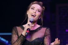 Salman Khan's Rumoured Girlfriend Iulia Vantur Sings His Songs at an Event